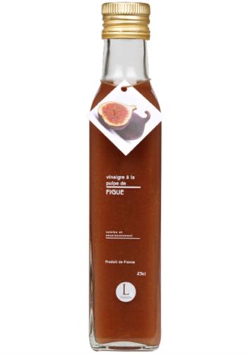 Vinaigre à la pulpe de figue | Libeluile | 250ml