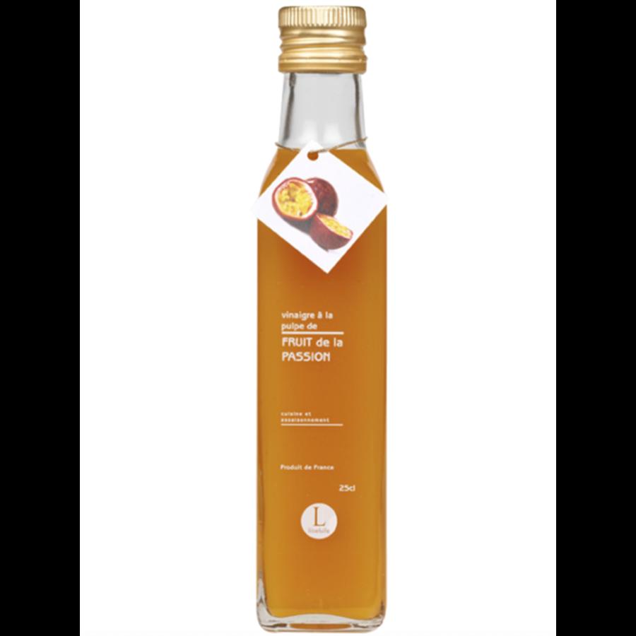 Vinaigre à la pulpe de fruit de la passion | Libeluile | 250ml