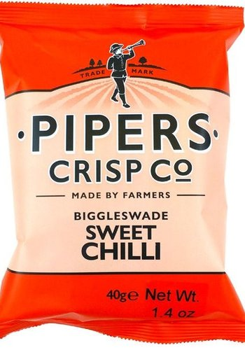 Croustilles Chilli    Pipers  150g