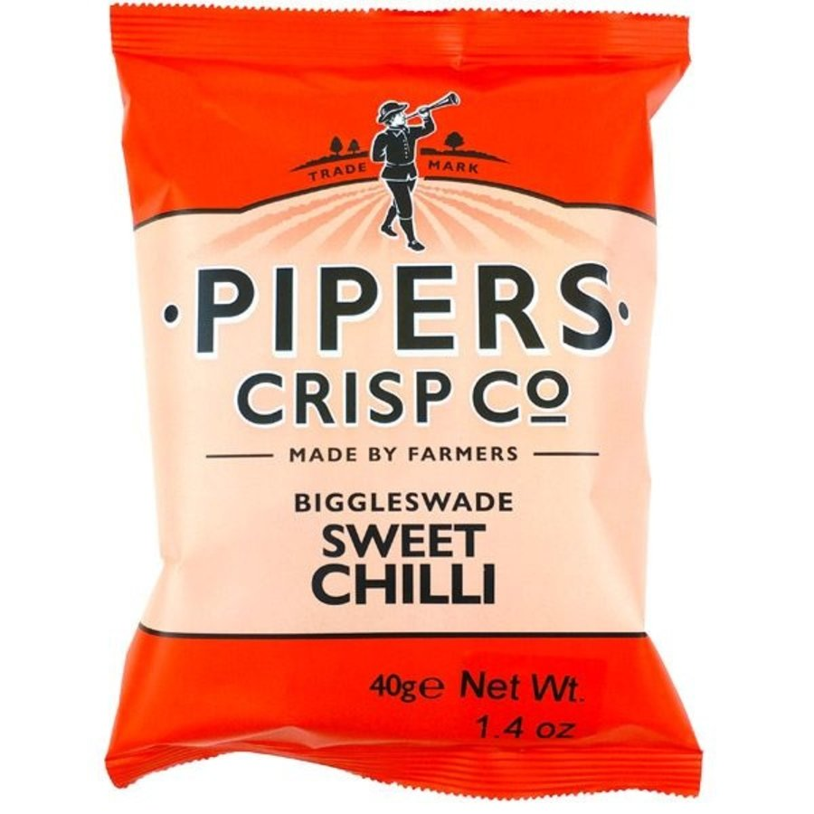 Croustilles Chilli  | Pipers |150g