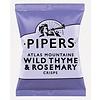 Croustilles thym et romarin    Pipers  150g