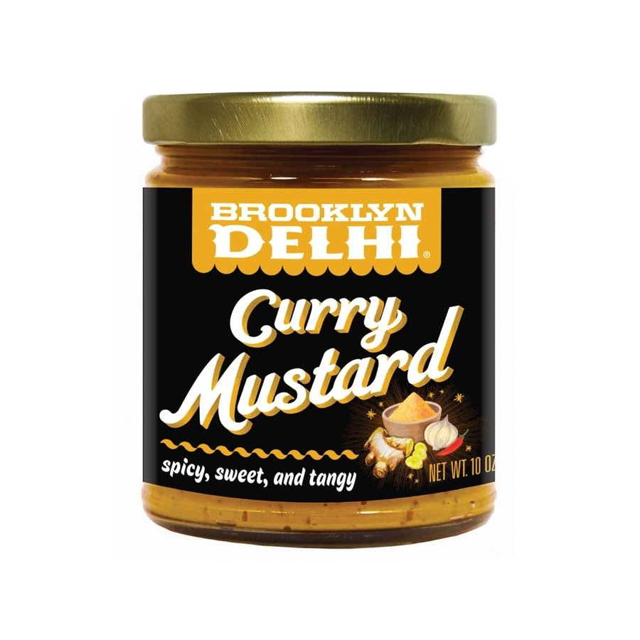 Moutarde au curry | Brooklyn Delhi |250 ml