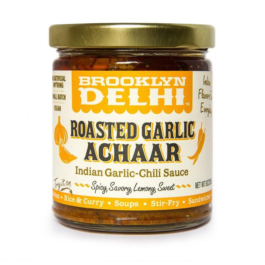 Achard ail rôti & chili  | Brooklyn Delhi | 266ml
