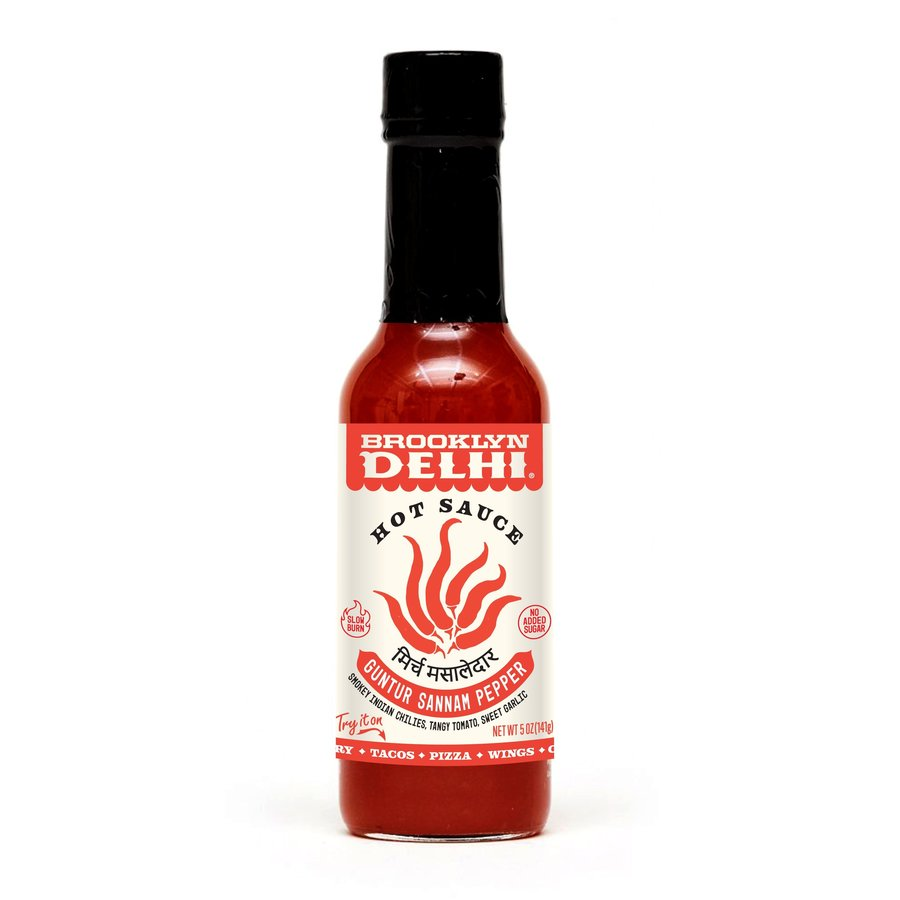 Sauce piquante | Guntur Sannam pepper | Brooklyn Delhi |148ml