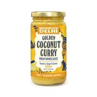 Sauce indienne  Golden coconut curry (douce)   Brooklyn Delhi  354ml