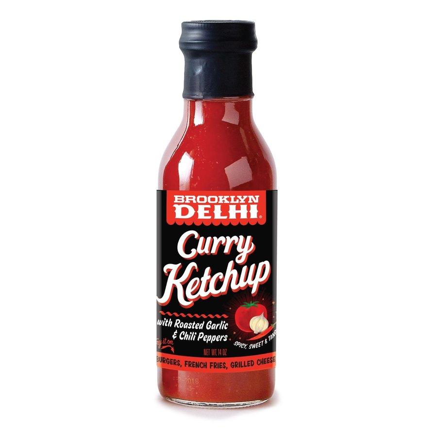 Ketchup au curry  Brooklyn Delhi |384 ml