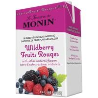 Smoothie pour Mélangeur   Fruits rouges   Monin   1.4L