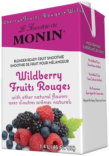 Smoothie pour Mélangeur (Fruits rouges) | Monin | 1.4L