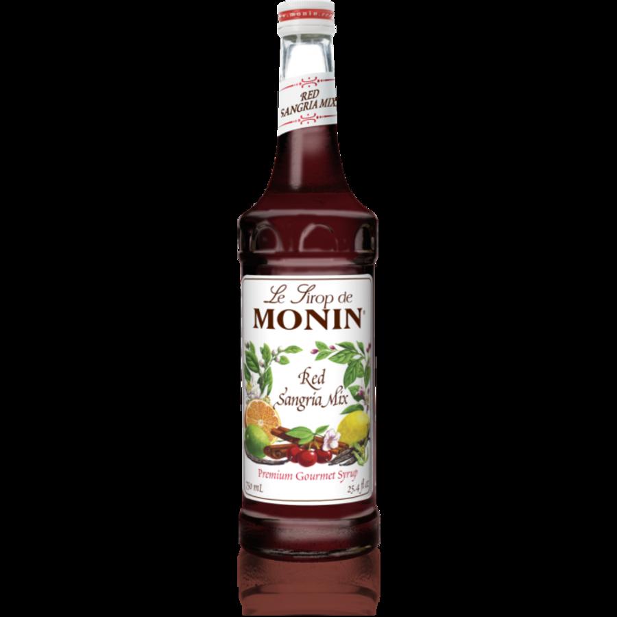 Sirop Sangria rouge | Monin | 750 ml