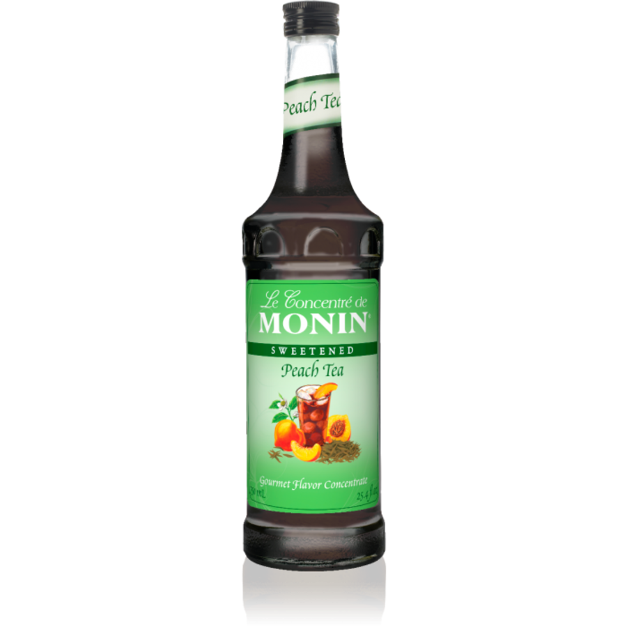 Sirop Monin thé à la pêche | Monin | 750 ml
