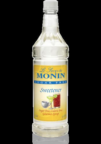 Sirop simple   sans sucre   Monin   1L