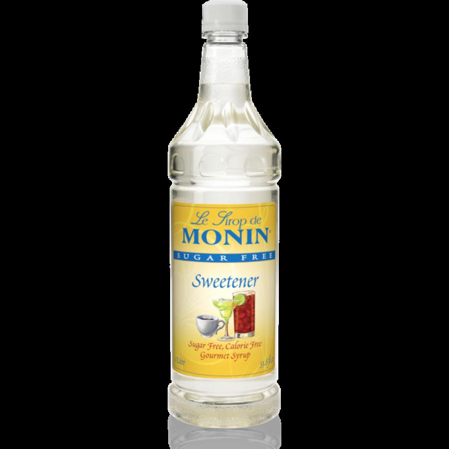 Sirop simple | sans sucre | Monin | 1L