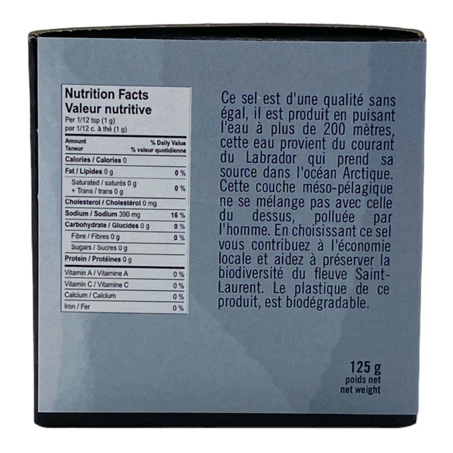 Sea salt | Flocons du printemps | Sel Saint-Laurent | 125g