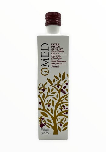 Extra virgin olive oil | Picual |O Med |500ml