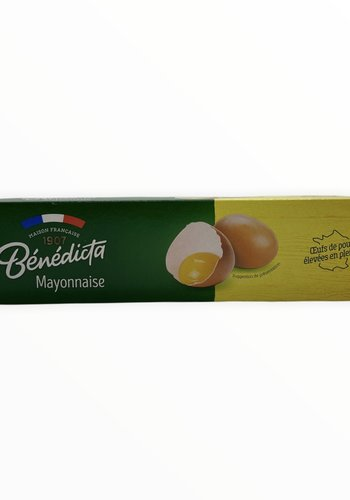 Mayonnaise en tube | Bénédicta | 175g