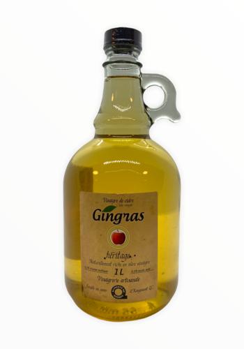 Gingras Héritage Apple Cider Vinegar| 1 litre