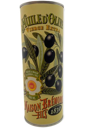 Extra virgin olive oil | Ripe Fruity | Brémond | 500 ml