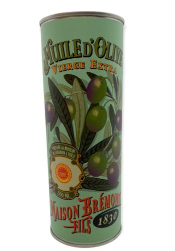 Extra virgin olive oil | Green Fruity | Brémond | 500 ml