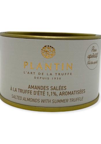 Amandes salées à la truffe d'Été | Plantin | 80g