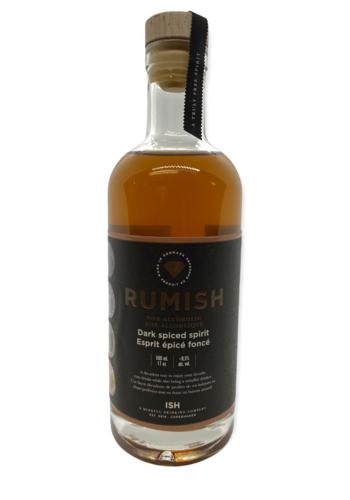 Rumish | Esprit épicé foncé | 750ml