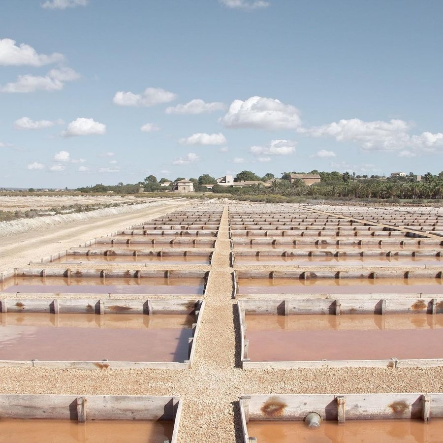 Coffret de fleur de sel   Balearides   5 x 50g