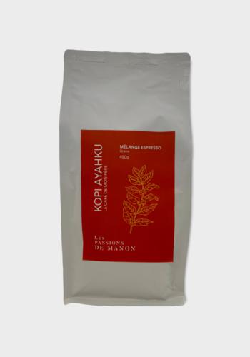 Les Passions de Manon Kopi Ayahku coffee - 500 g