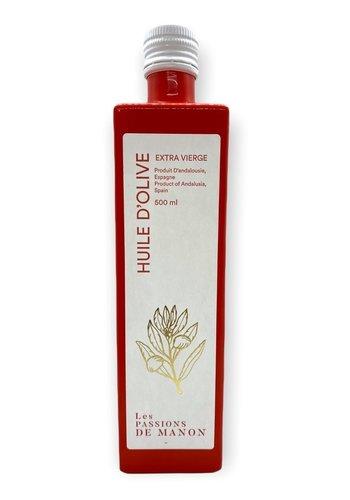 Picual olive oil, Les Passions de Manon - 500 ml