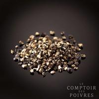 Le Comptoir des Poivres Cracked Black Pepper Mignonette Madagascar - 80g