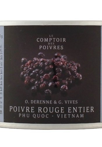 Poivre rouge Phu Quoc - Vietnam  80g