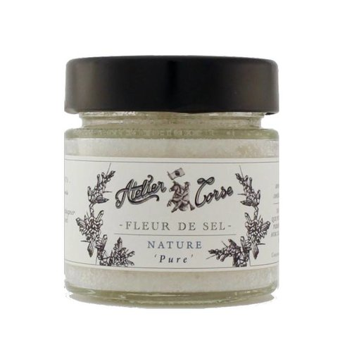 Sea Salt Nature Atelier Corse 90 gr