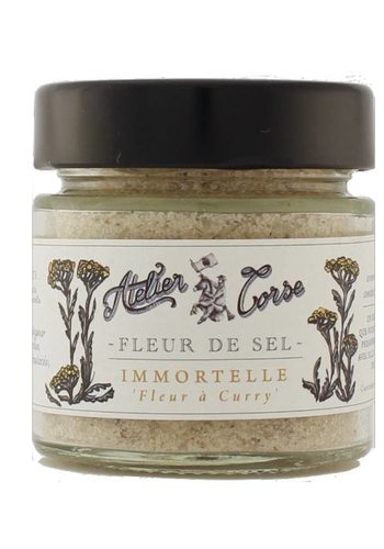 Sea Salt Immortal Atelier Corse 90 gr
