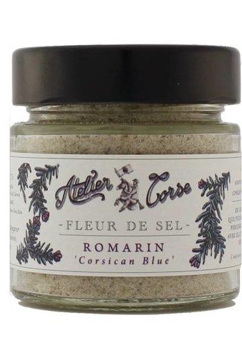 Fleur de sel  romarin Atelier Corse 90 gr