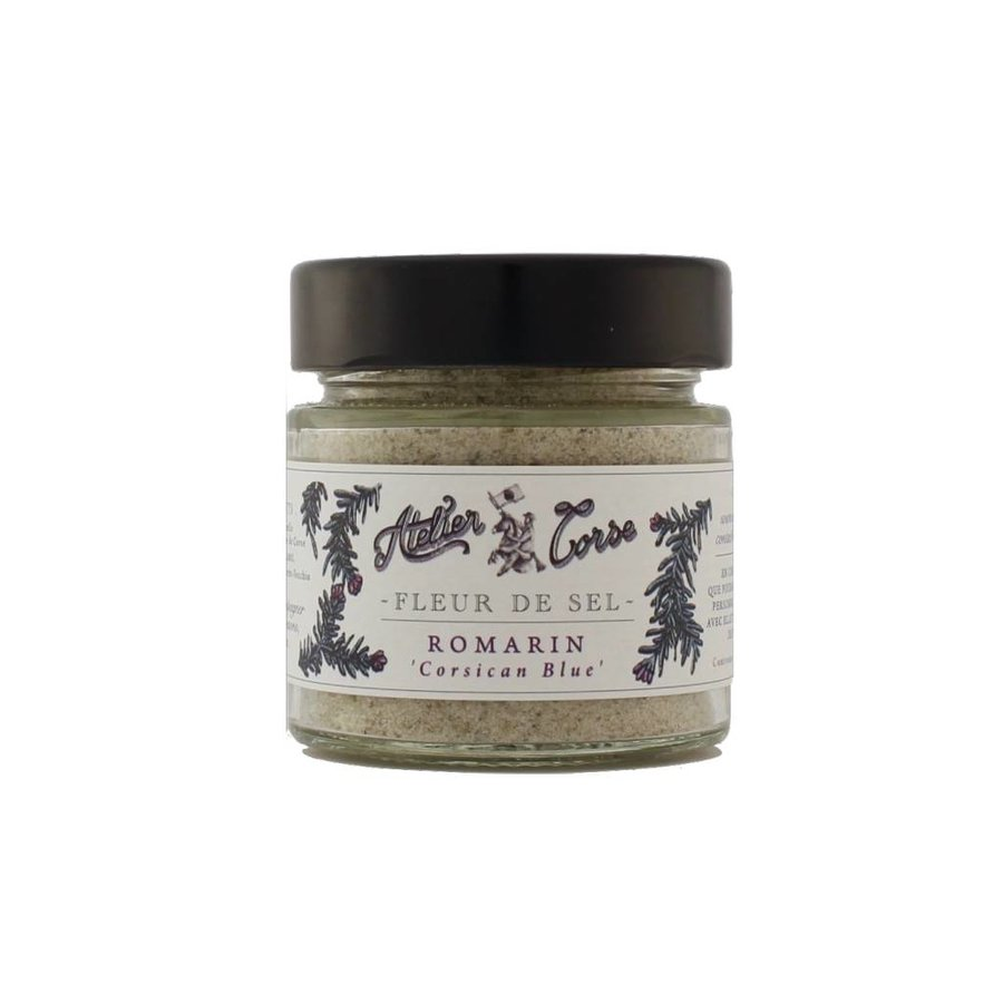 Atelier Corse Rosemary Sea Salt  90 gr