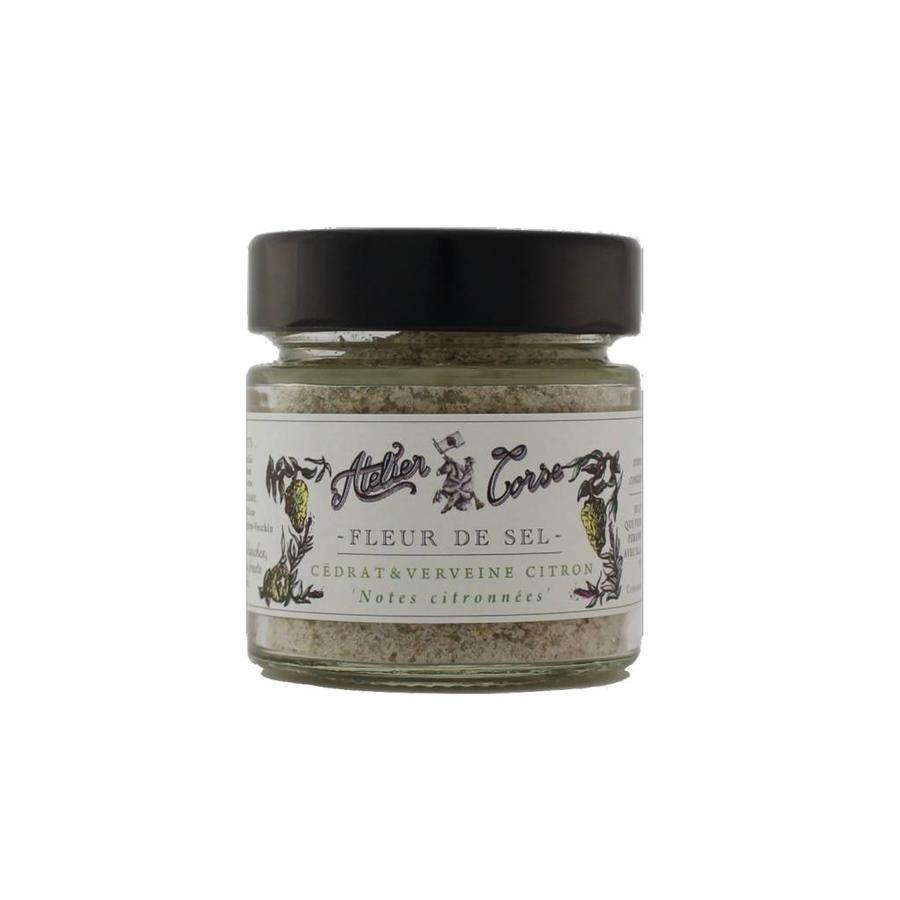 Atelier Corse Verbena-Lemon Sea Salt 90 gr