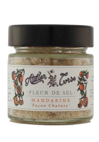 Atelier Corse Mandarin Sea Salt  90 gr
