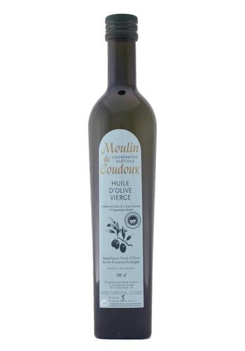 Moulin Coudoux Virgin Olive Oil 500 ml