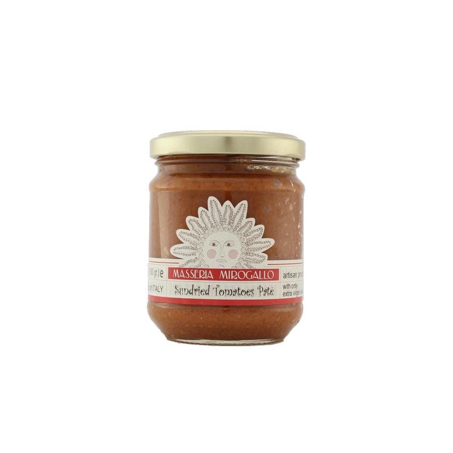 Masseria Mirogallo Sun-Dried Tomato Spread 180g