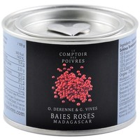 Le Comptoir des Poivres Dehydrated Pink Madagascar Berries  40g