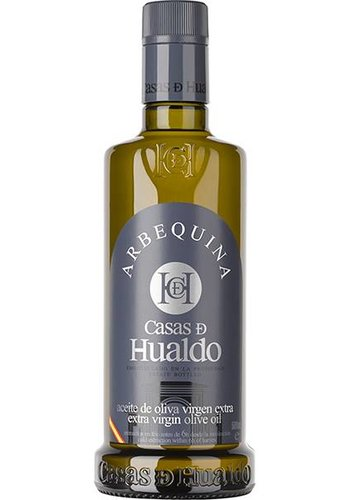 Casas de Hualdo Arbequina Extra Virgin Olive Oil 500 ml