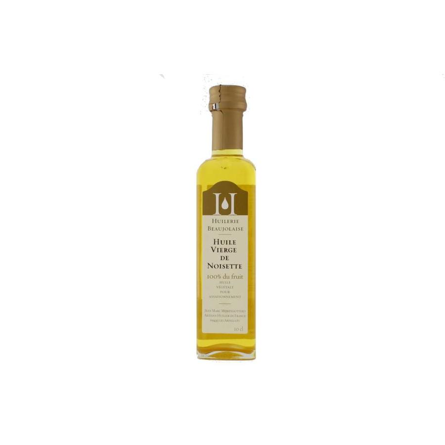 Huilerie Beaujolaise Hazelnut Virgin Oil 100 ml