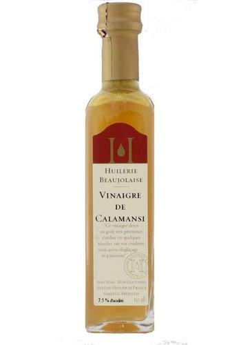 Vinaigre de citron Calamansi Huilerie Beaujolaise 100 ml