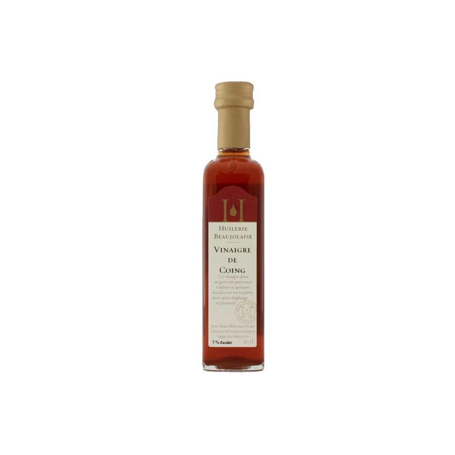 Vinaigre de coing Huilerie Beaujolaise 100 ml