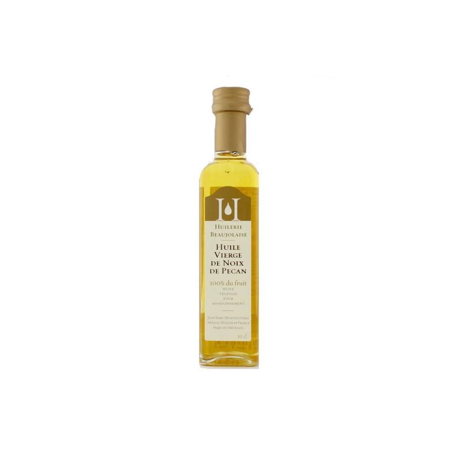 Huilerie Beaujolaise Pecan Virgin Nut Oil 100 ml