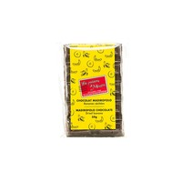 Les Passsions de Manon Madirofolo Chocolate & Dried Bananas Bar -  50g