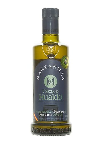 Huile d'olive extra-vierge Casas de Hualdo Manzanilla 500 ml
