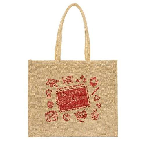 Recyclable jute bag - Les Passions de Manon