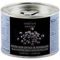 Black peppercorns from Mondulkiri - Cambodia 80g