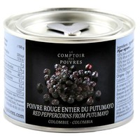 Red peppercorns from Putumayo