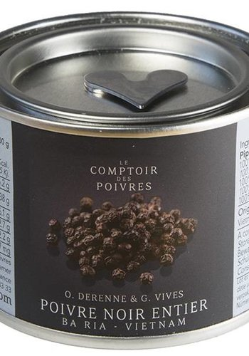 Black peppercorns from Ba Ria - Vietnam 80g