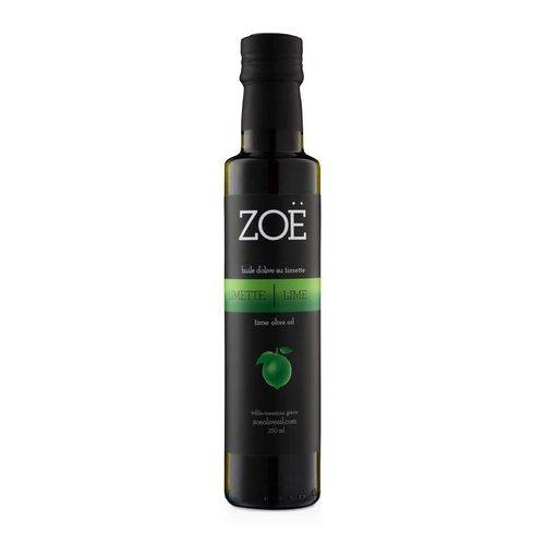 ZOË Lime Infused Extra Virgin Olive Oil 250 ml